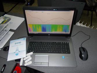 Программное обеспечение Zond
