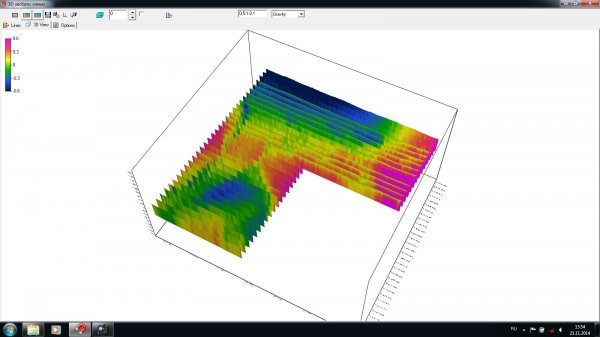 Программа интерпретации магниторазведки и гравиразведки