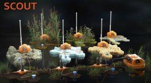 Scout - сейсморазведка 3D